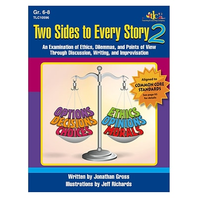 Lorenz Two Sides to Every Story 2 Reproducible Book