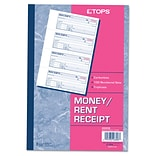 Triplicate Carbonless Money Receipt Book