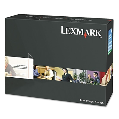 Lexmark™ 34060HW High-Yield Toner, 6000 Page-Yield, Black