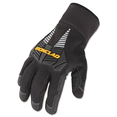 Ironclad Cold Condition Gloves, X-Large, Black, 1/Pair (CCG2-05-XL)