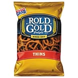 Rold Gold® Tiny Twists Pretzels, Original, Snack, 4 oz (56628)