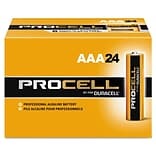 Procell® AAA Alkaline Battery 24-Pack