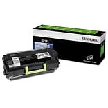 Lexmark™ 52D1X0L (531XL) Extra High-Yield Toner, 45000 Page-Yield, Black