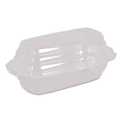 WNA Comet™ Dessertware Containers and Lids, 12.75 oz, Clear, 500/carton (WNA BB9104)