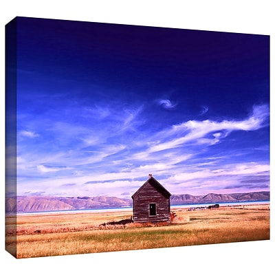 ArtWall Bear Lake Autumn Gallery-Wrapped Canvas 36 x 48 (0uhl006a3648w)