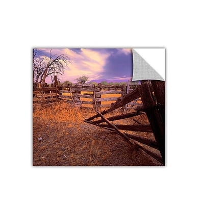 ArtWall Ghost Ranch Removable Graphic Wall Art 36 x 36 (0uhl010a3636p)
