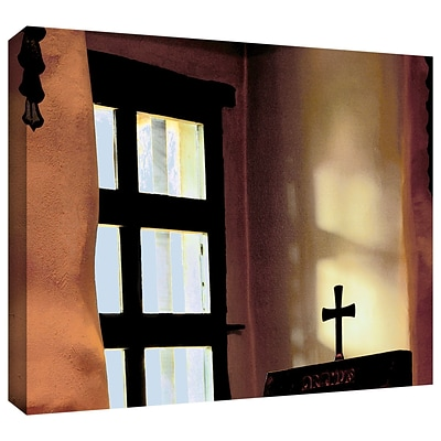 ArtWall Misson Light Gallery-Wrapped Canvas 14 x 18 (0uhl011a1418w)