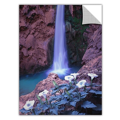 ArtWall Havasu Spring Art Appeelz Removable Wall Art Graphic 24 x 32 (0uhl026a2432p)