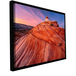 ArtWall Paria Wilderness Gallery-Wrapped Canvas 24 x 32 Floater-Framed (0uhl032a2432f)