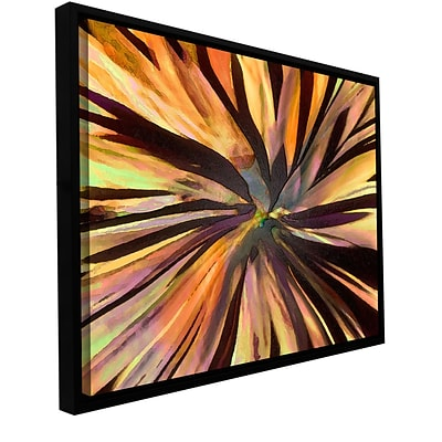 ArtWall Suculenta Paleta Gallery-Wrapped Canvas 36 x 48 Floater-Framed (0uhl035a3648f)