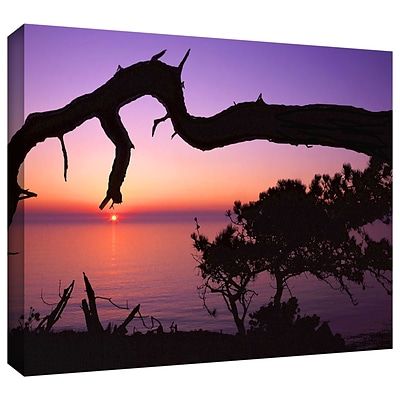 ArtWall Torrey Bridge Gallery-Wrapped Canvas 18 x 24 (0uhl041a1824w)