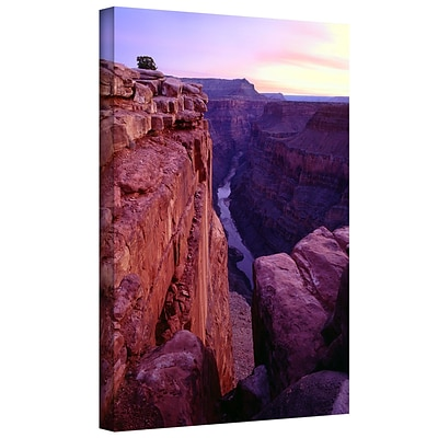 ArtWall Tuweep Overlook Gallery-Wrapped Canvas 24 x 32 (0uhl043a2432w)