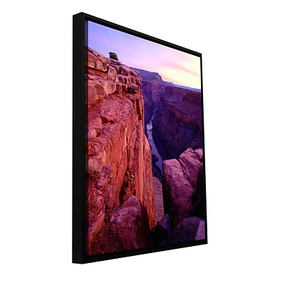 ArtWall Tuweep Overlook Gallery-Wrapped Canvas 14 x 18 Floater-Framed (0uhl043a1418f)