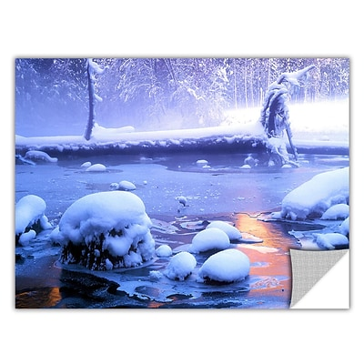 ArtWall Artist Light Art Appeelz Removable Wall Art Graphic 18 x 24 (0uhl047a1824p)