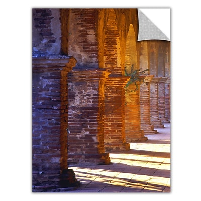 ArtWall Capistrano Art Appeelz Removable Wall Art Graphic 18 x 24 (0uhl048a1824p)