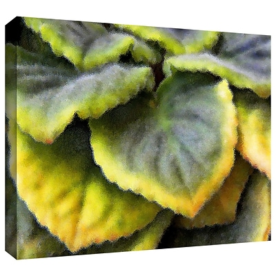 ArtWall Layers Gallery-Wrapped Canvas 24 x 32 (0uhl056a2432w)