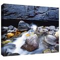 ArtWall Kings River Gallery-Wrapped Canvas 14 x 18 (0uhl079a1418w)