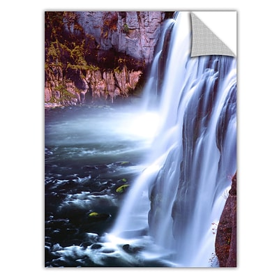 ArtWall Mesa Falls Morning Art Appeelz Removable Wall Art Graphic 24 x 32 (0uhl083a2432p)