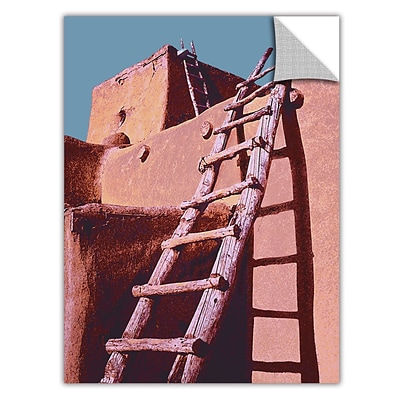 ArtWall The Pueblo Art Appeelz Removable Wall Art Graphic 36 x 48 (0uhl100a3648p)