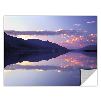 ArtWall Bad Water Sunset Art Appeelz Removable Wall Art Graphic 36 x 48 (0uhl102a3648p)