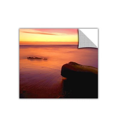 ArtWall Deep Twilight Art Appeelz Removable Graphic Wall Art 36 x 36 (0uhl108a3636p)