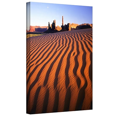 ArtWall Navajo Tribal Park Gallery-Wrapped Canvas 24 x 32 (0uhl115a2432w)