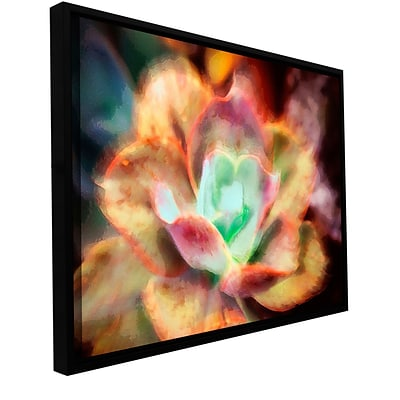 ArtWall Anapo Dawn Gallery-Wrapped Canvas 36 x 48 Floater-Framed (0uhl122a3648f)