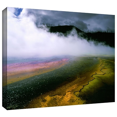 ArtWall Approaching Storm Gallery-Wrapped Canvas 18 x 24 (0uhl123a1824w)