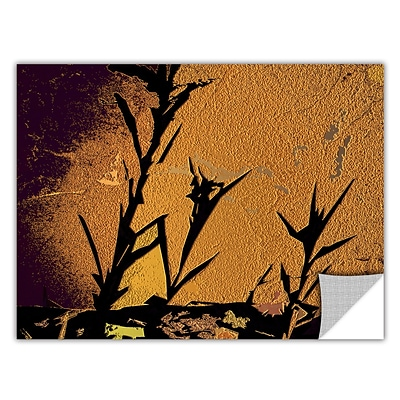 ArtWall Shadow Rock Art Appeelz Removable Wall Art Graphic 18 x 24 (0uhl138a1824p)