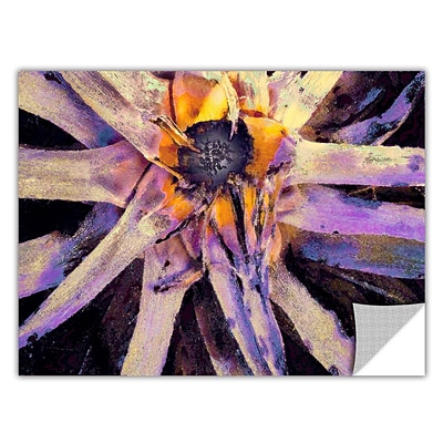 ArtWall Agave Glow Art Appeelz Removable Wall Art Graphic 14 x 18 (0uhl146a1418p)