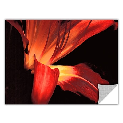 ArtWall Blossom Glow Art Appeelz Removable Wall Art Graphic 18 x 24 (0uhl149a1824p)