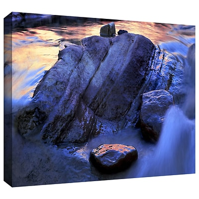 ArtWall Canyon Colours Gallery-Wrapped Canvas 36 x 48 (0uhl152a3648w)