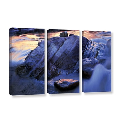 ArtWall Canyon Colours 3-Piece Gallery-Wrapped Canvas Set 36 x 54 (0uhl152c3654w)