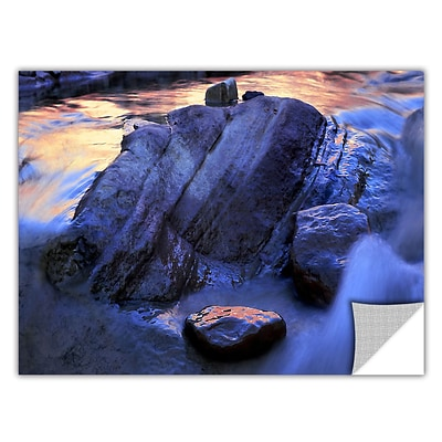 ArtWall Canyon Colours Art Appeelz Removable Wall Art Graphic 14 x 18 (0uhl152a1418p)