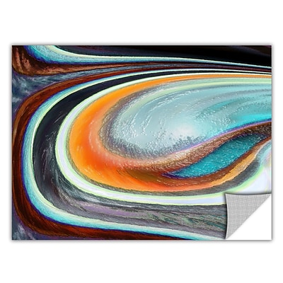 ArtWall Currents Art Appeelz Removable Wall Art Graphic 24 x 32 (0uhl155a2432p)