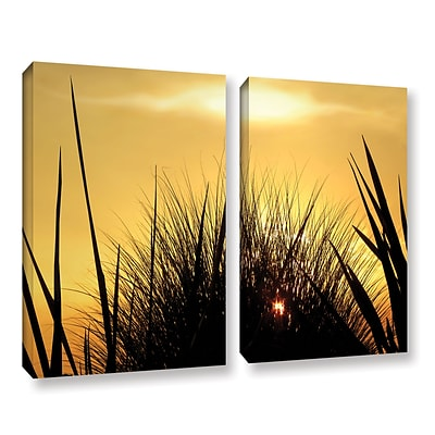 ArtWall Deep In July 2-Piece Gallery-Wrapped Canvas Set 36 x 48 (0uhl156b3648w)