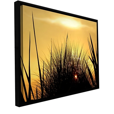 ArtWall Deep In July Gallery-Wrapped Canvas 36 x 48 Floater-Framed (0uhl156a3648f)