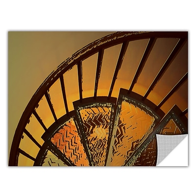 ArtWall Sixth Step Art Appeelz Removable Wall Art Graphic 14 x 18 (0uhl168a1418p)