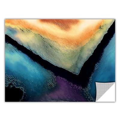 ArtWall The Brink Art Appeelz Removable Wall Art Graphic 16 x 24 (0uhl173a1624p)