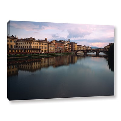 ArtWall Florence Memories Gallery-Wrapped Canvas 16 x 24 (0yat071a1624w)