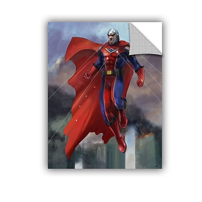 ArtWall Hero Art Appeelz Removable Wall Art Graphic 24 x 32 (0goa001a2432p)