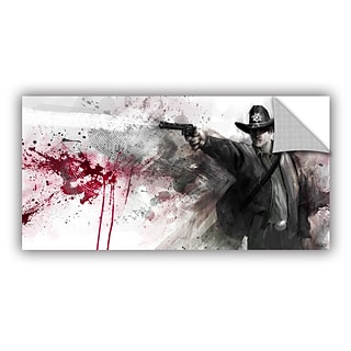ArtWall Justice Art Appeelz Removable Wall Art Graphic 24 x 48 (0goa006a2448p)