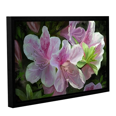 ArtWall Kissed By Sunlight Gallery-Wrapped Canvas 24 x 36 Floater-Framed (0goa008a2436f)