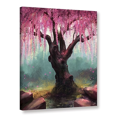 ArtWall Ode To Spring Gallery-Wrapped Canvas 24 x 32 (0goa011a2432w)