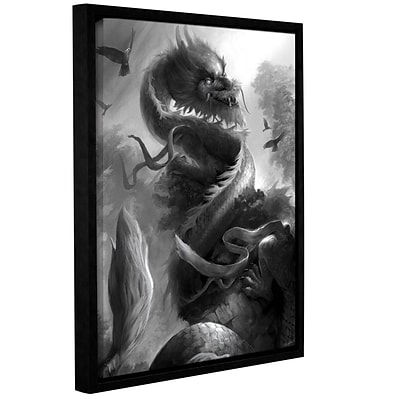 ArtWall Spirit Of Vietnam Gallery-Wrapped Canvas 24 x 32 Floater-Framed (0goa017a2432f)