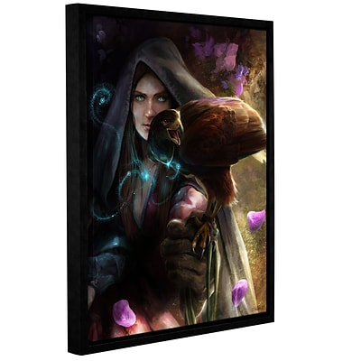 ArtWall The Bond Gallery-Wrapped Canvas 36 x 48 Floater-Framed (0goa022a3648f)