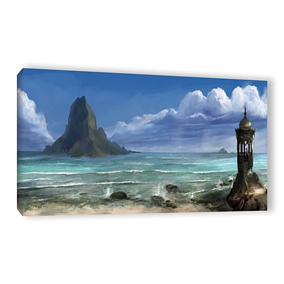 ArtWall The Proposal Gallery-Wrapped Canvas 18 x 36 (0goa025a1836w)