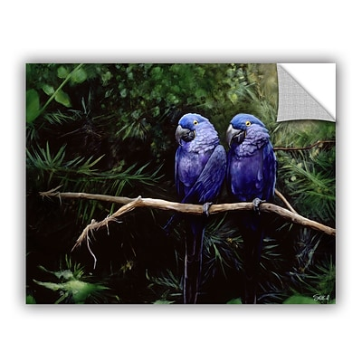 ArtWall Twins Art Appeelz Removable Graphic Wall Art 18 x 24 (0goa027a1824p)