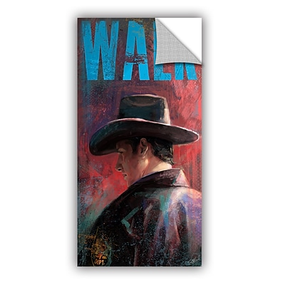 ArtWall Walk Removable Graphic Wall Art 18 x 36 (0goa030a1836p)