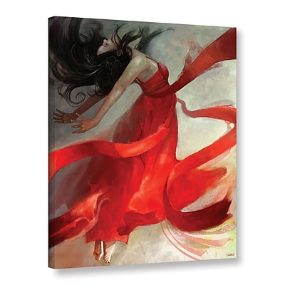 ArtWall Ascension Gallery-Wrapped Canvas 14 x 18 (0goa036a1418w)